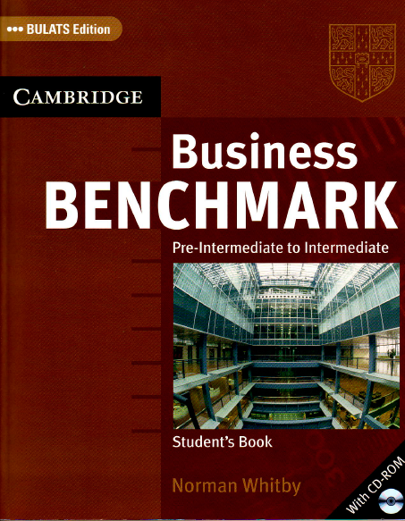 Книга на английском - BULATS Edition - Part 1. Cambridge: Business Benchmark Pre-intermediate to Intermediate Preliminary. Personal Study Book - обложка книги скачать бесплатно