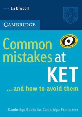 Cambridge University: Common mistakes at KET and How to Avoid Them (A1: Elementary)