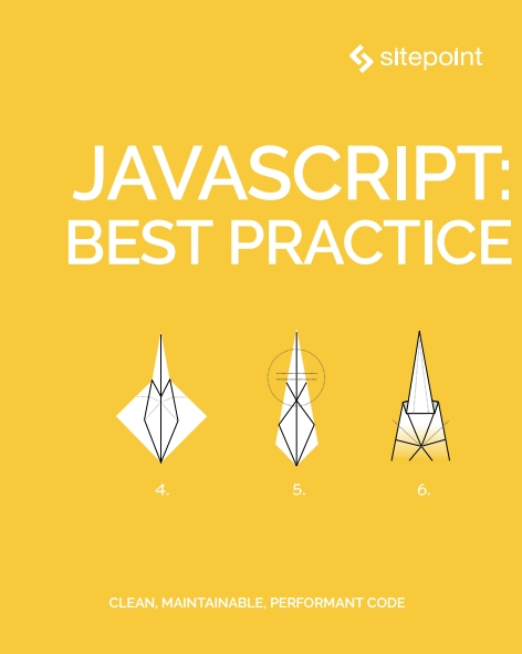 Книга на английском - JavaScript Best Practice: Clean, Maintainable, Performant Code - обложка книги скачать бесплатно