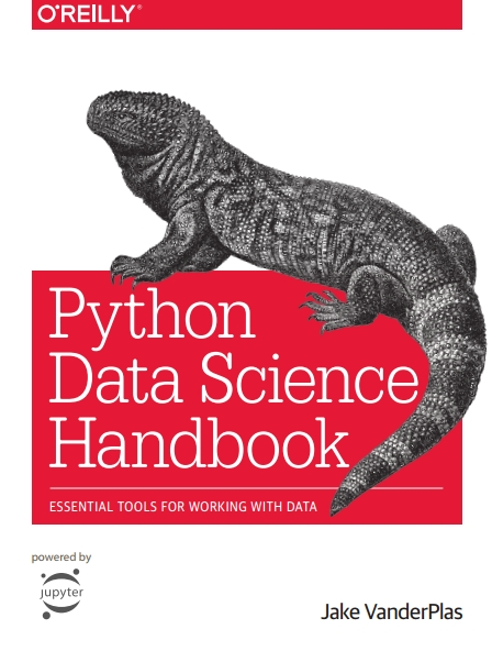 Книга на английском - Python Data Science Handbook: Essential Tools for Working with Data - обложка книги скачать бесплатно