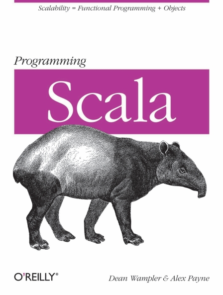 Книга на английском - Programming Scala: Scalability = Functional Programming + Objects - обложка книги скачать бесплатно
