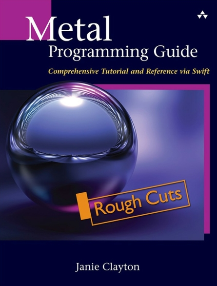 Книга на английском - Metal Programming Guide: Comprehensive Tutorial and Reference via Swift (Rough Cuts) - обложка книги скачать бесплатно