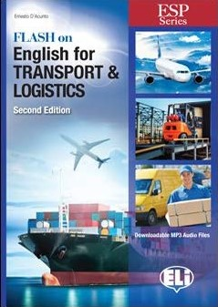 Книга на английском - Flash on English for Transport & Logistics - Answer key and Transcripts - обложка книги скачать бесплатно