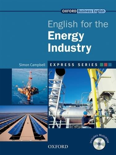 Книга на английском - Oxford English for Industries: English for the Energy Industry (Business English) - обложка книги скачать бесплатно